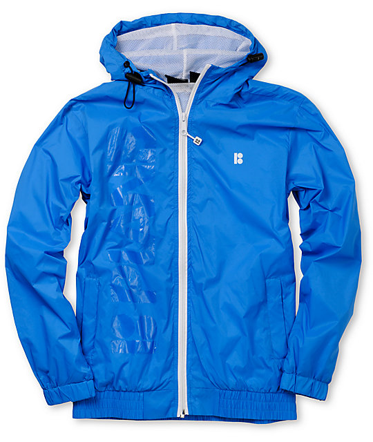 Plan B Choice Boys Royal Windbreaker Jacket at Zumiez : PDP