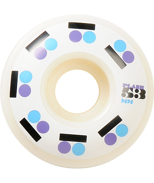 Plan B Iconic 53mm Skateboard Wheels