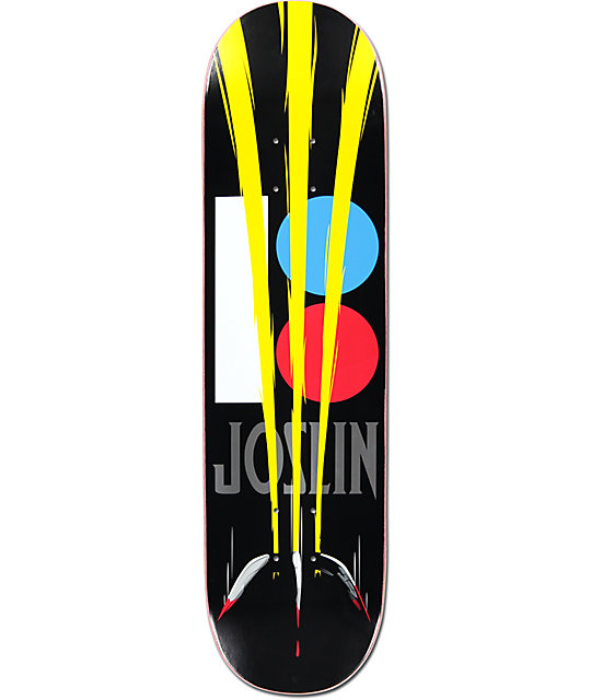 "Plan B Joslin Snikt 8.25""  Skateboard Deck"