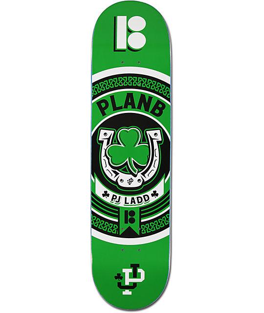 "Plan B Ladd Crest 2 8.0""  Skateboard Deck"