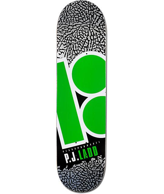 "Plan B Ladd XXL Pro 8.0""  Prolite Skateboard Deck"