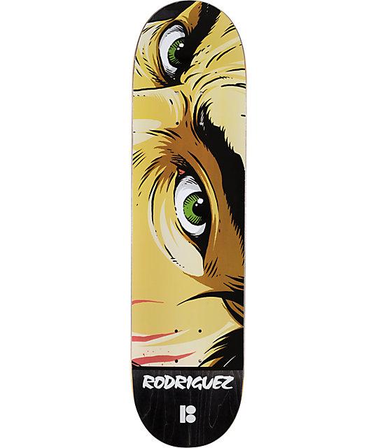 "Plan B P-Rod Fury 2 8.0""  Skateboard Deck"