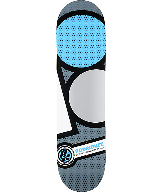 "Plan B P-Rod Graphite P2 8.0""  Skateboard Deck"