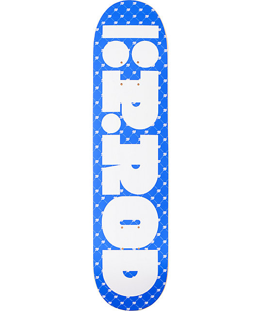 "Plan B P-Rod Pattern 7.75""  Skateboard Deck"