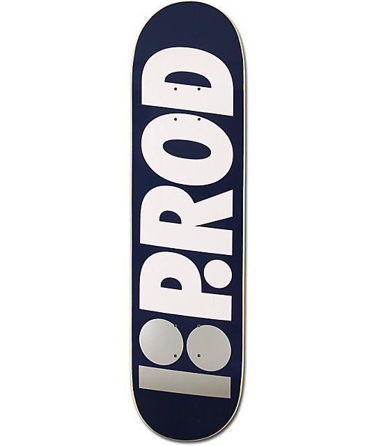 "Plan B P-Rod Rush 8.0""  Skateboard Deck"