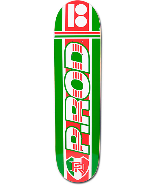 "Plan B P-Rod Scarf 7.75""  Skateboard Deck"