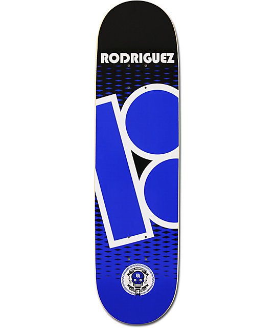"Plan B Paul Rodriguez Contest 8.125""  Skateboard Deck"