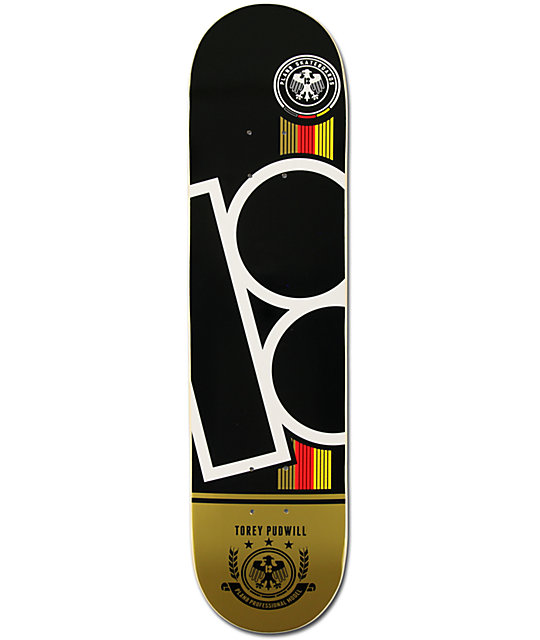 "Plan B Pudwill Cup Series 7.75""  Skateboard Deck"