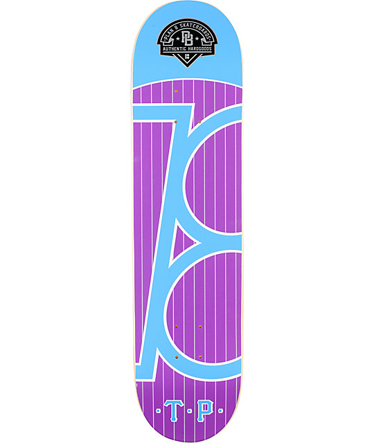 "Plan B Pudwill Era 7.75""  Skateboard Deck"