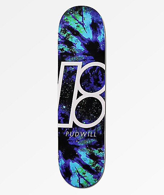 Plan B Pudwill Nebula 80 Skateboard Deck At Zumiez PDP