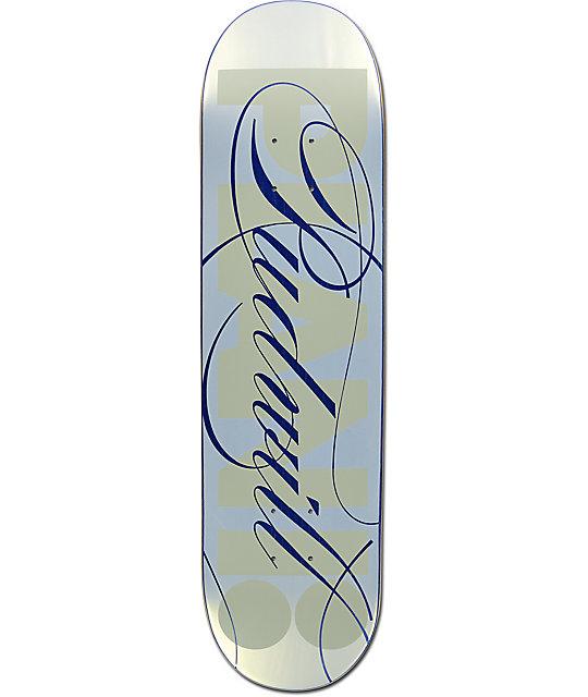 "Plan B Pudwill Signature 8.125"" Skateboard Deck"