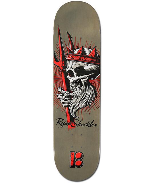 Plan B Ryan Sheckler Skulls 8.0