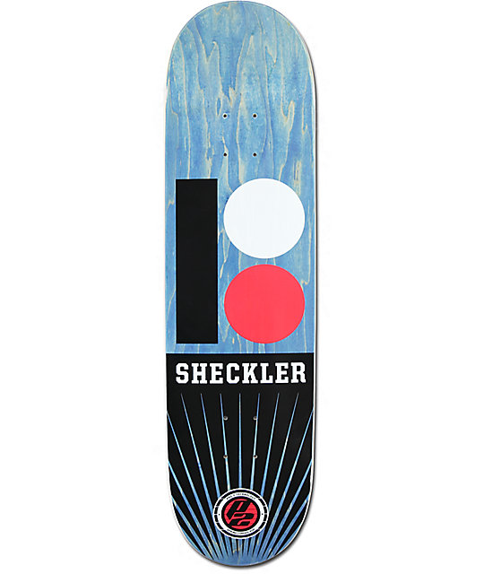 "Plan B Sheckler OG Remix P2 8.25""  Skateboard Deck"
