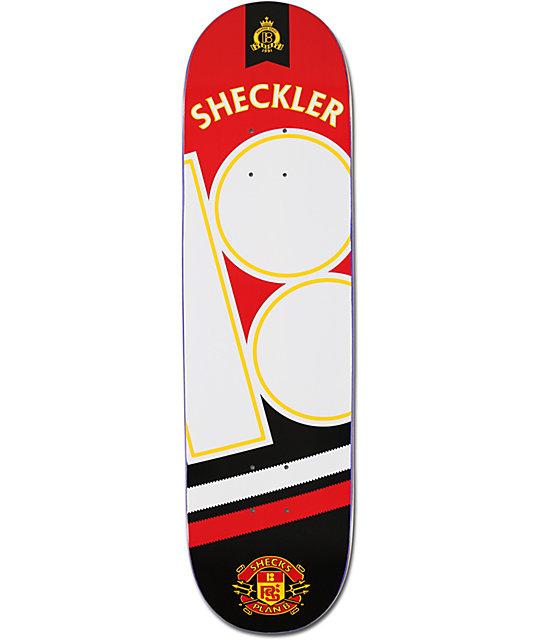 """Plan B Sheckler Premier 8.25""""  Skateboard Deck"""