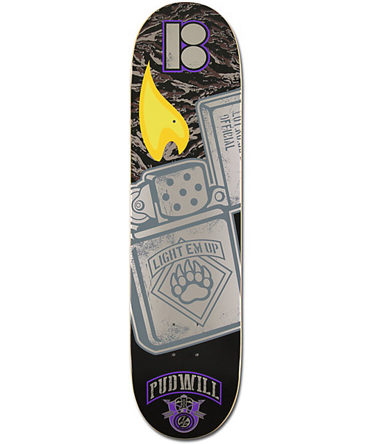 Plan B Torey Pudwill Lighter P2 7.75