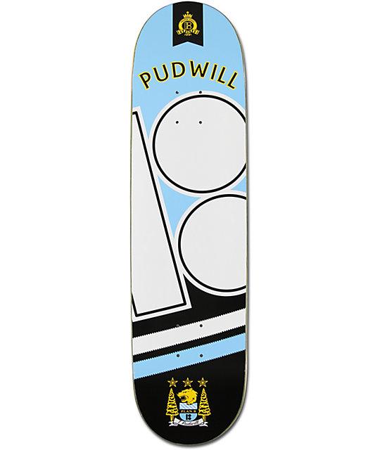 "Plan B Torey Pudwill Premier 8.125""  Skateboard Deck"
