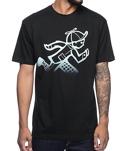 Play Cloths Fade Caviar T-Shirt