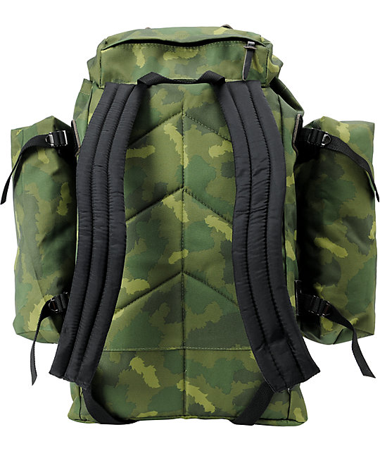 Poler Rucksack Camo Backpack
