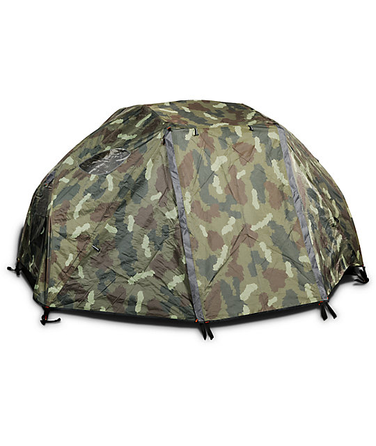 Poler Woodland Camo One Man Tent