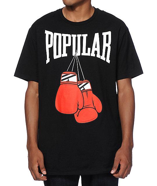 Popular demand knock out t shirt zumiez for T shirt on demand