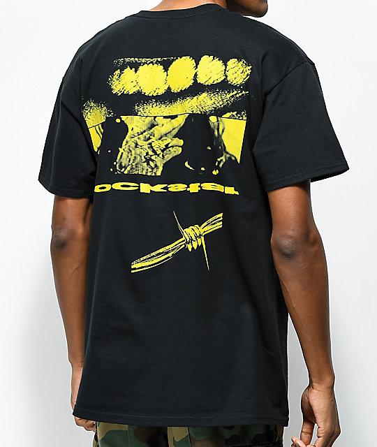 Post Malone Rockstar Black T Shirt Zumiez Ca