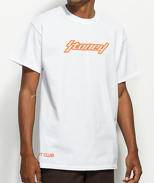 Post Malone Stoney White T-Shirt