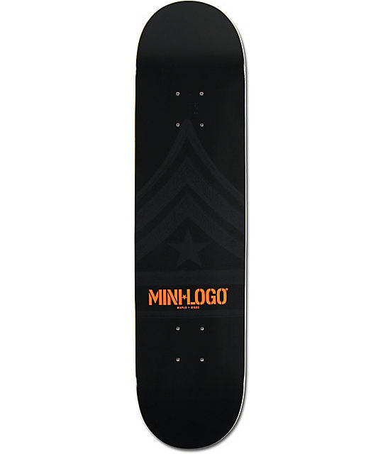 "Powell Mini Logo 7.625""   Skateboard Deck"