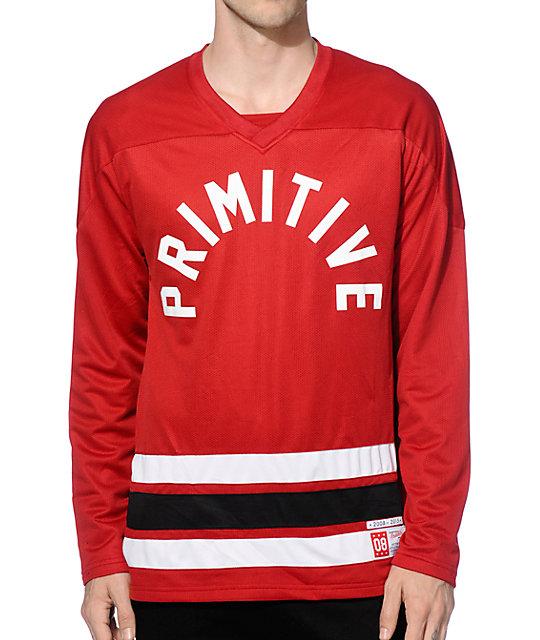 Primitive Arch Hockey Jersey