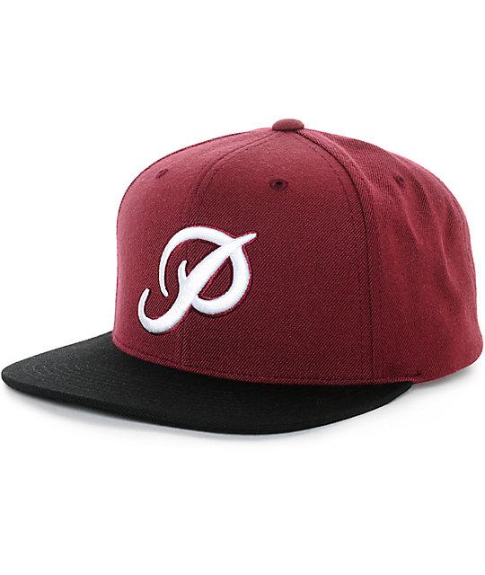 Primitive Classic P Snapback Hat