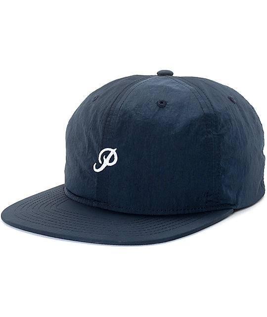 Primitive Creped P Midnight Blue Unstructured Hat