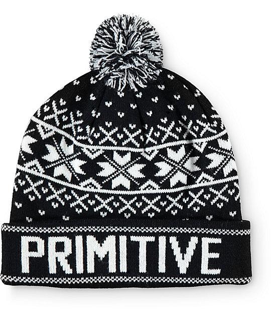 Primitive Frost Deux Pom Beanie at Zumiez : PDP