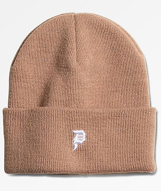 Primitive Mini Dirty P Camel Beanie