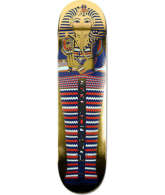 Primitive P Rod Pharaoh 8 0 Quot Skateboard Deck At Zumiez Pdp