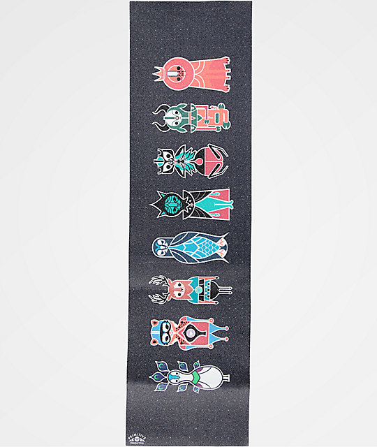 Primitive Pendleton Zoo Team Grip Tape