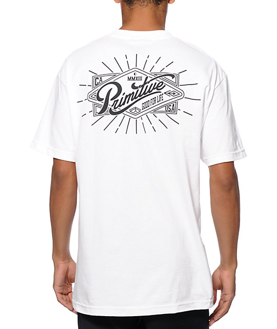 Primitive Plaque T-Shirt