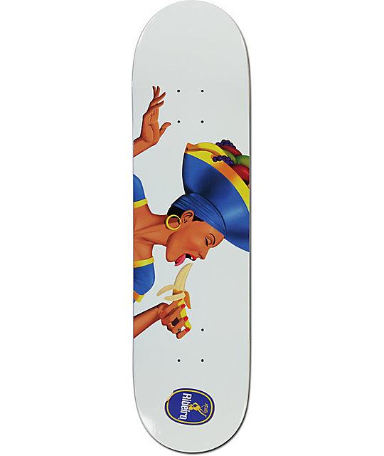 "Primitive Ribeiro Miranda 8.1""  Skateboard Deck"