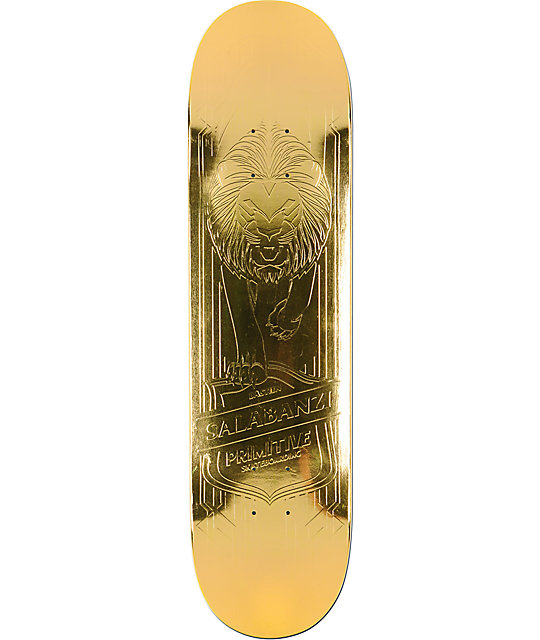 Primitive Salabanzi Gold Lion 7.8