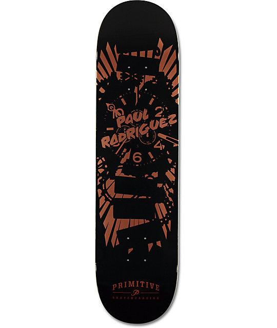 "Primitive x Nixon P-Rod Rose Gold 8.0""  Skateboard Deck"