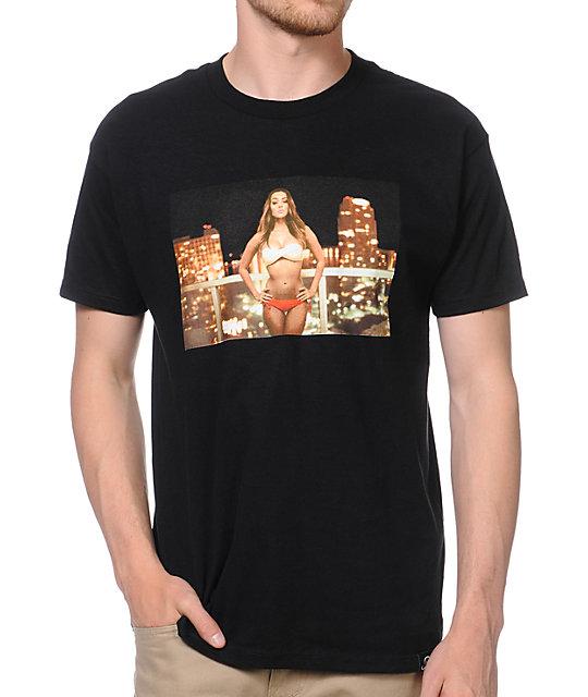 Primitive x Van Styles Iesha Black T-Shirt