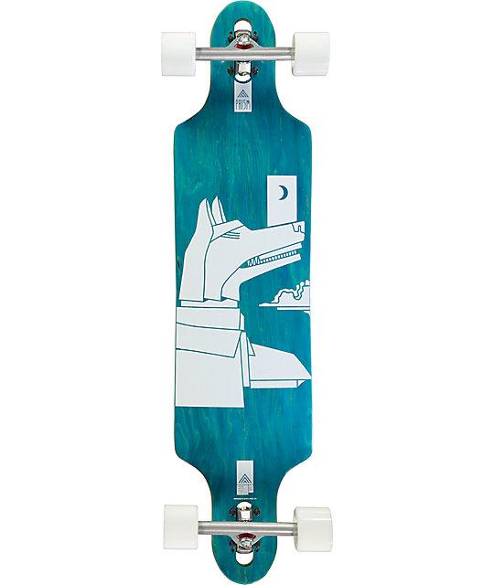 "Prism Revel Artist Series 39"" Longboard Complete"