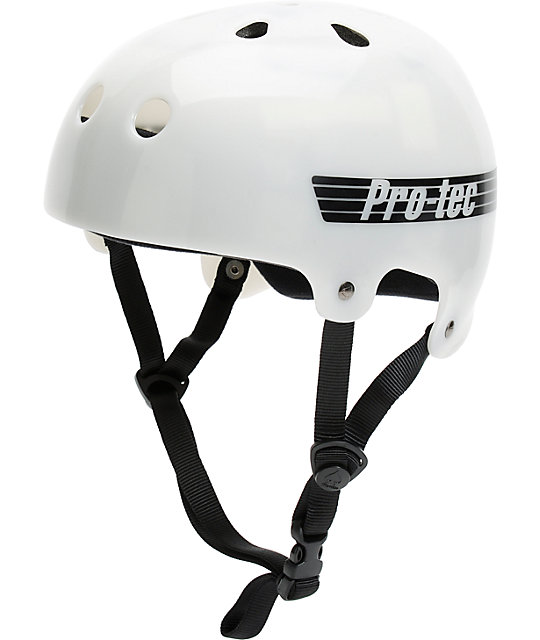 Pro-Tec Bucky Glow In The Dark Skateboard Helmet