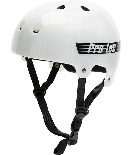 Pro-Tec Bucky Glow In The Dark Skateboard Helmet