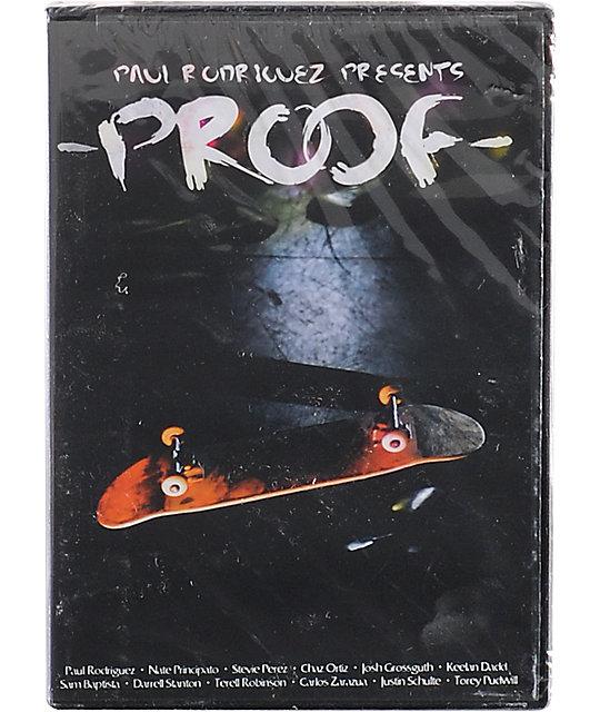 Proof 2009 DVD