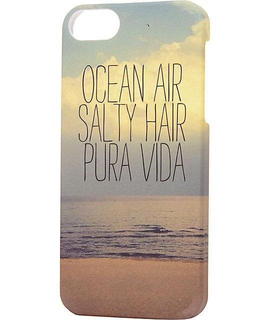 Pura Vida Ocean Air iPhone 5 Case