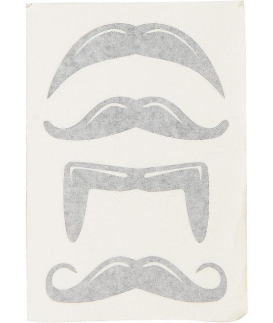 Quagmire Stache Die-Cut Sticker Pack