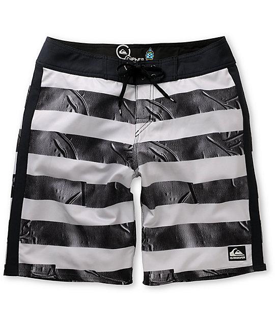 Quiksilver Cypher Brigg Haze Board Shorts