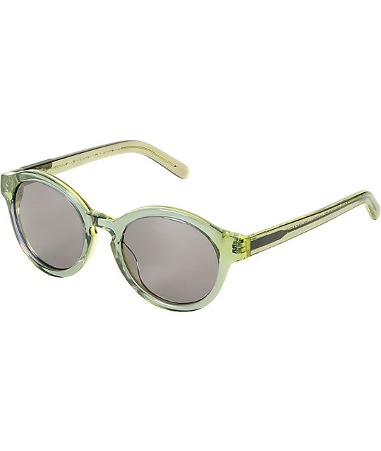 RAEN Optics Flowers Sea Glass Sunglasses