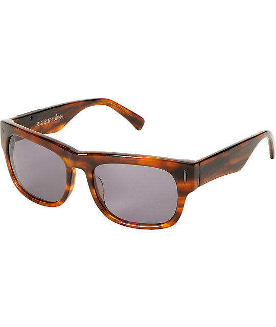 RAEN Optics Lenox Rootbeer Sunglasses