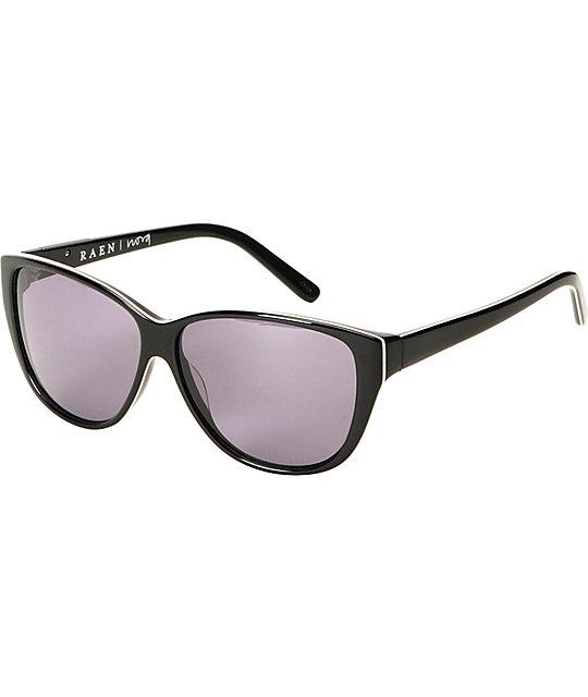 RAEN Optics Nora Black & White Sunglasses
