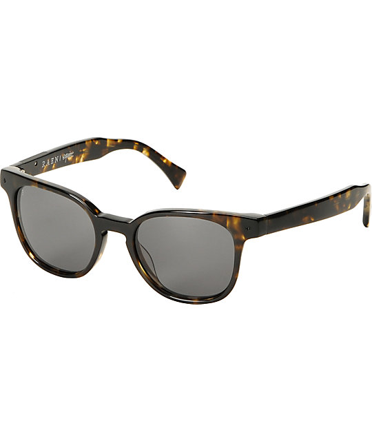 RAEN Optics Squire Brindle Tortoise Sunglasses